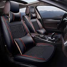 zhangtaolf ice silk car seat cover