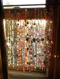 beautiful bohemian beaded curtains