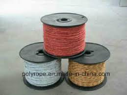 China Outdoor Fence For Horse Electric Braided Poly Rope China Electric Fence And Polytape Price