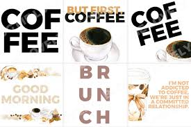 instagram quotes coffee collection custom designed web