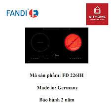 BẾP ĐIỆN TỪ FANDI FD - 226IH: Mua bán trực tuyến Bếp điện với giá rẻ