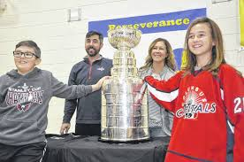 Kris Wagner's Day With The Stanley Cup in Columbus, Ohio | NoVa Caps
