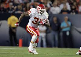 Kansas City Chiefs: All-Time Leaders in Rushing Touchdowns - Page 17