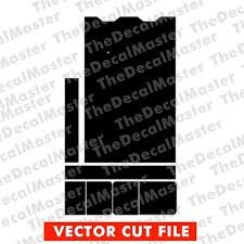 Juul Vape Pen Skin Vector Cut Template For Cutting Or Etsy