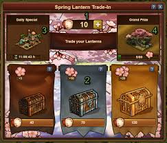 spring event forge of empires forum