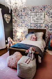 In The Big Kid Room With Happily Hughes Project Nursery Big Kids Room Girls Room Decor Pink Girl Room