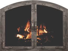stoll old world fireplace door
