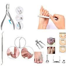 ingrown toe nail correction tool kit