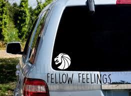 Seven Lions Decal Fellow Feelings