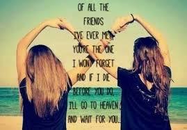 best friend quotes picture captions org