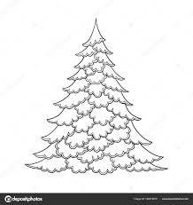 Kleurplaat Kerstboom Volwassenen