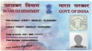 reprint of your pan card for just rs 50