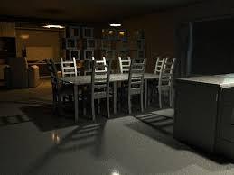 ArtStation - 3D Night Room, Adrian Robles Abella
