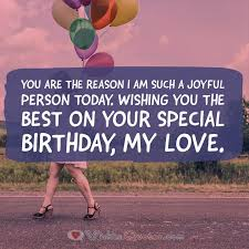 cute and unique birthday wishes for your boyfriend by lovewishesquotes