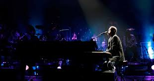 billy joel charms at madison square