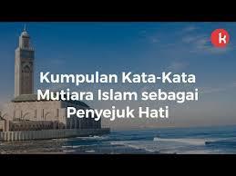 kata kata mutiara islam dengan makna mendalam kepogaul