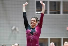 Jones takes all-around title at Arizona - Texas Woman's University Athletics