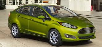 ford fiesta colors choose the car