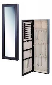 pko wall mount mirror jewelry armoire