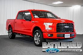 Used 2017 Ford F 150 For Sale At Battlefield Automotive Vin 1ftew1ef4hkd56331