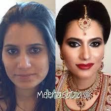 stani bridal makeup by meena sadia