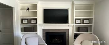 fireplace mantel finishing carpenter