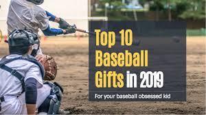 gift guide pro baseball insider