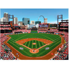 St Louis Cardinals Fathead Giant Removable Wall Mural