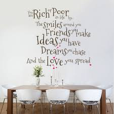 Pin By Anna Nelson On Expressions Dining Room Decal Wall Decals Living Room Wall Quotes Decals Living Room