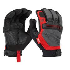 Milwaukee Large Demolition Gloves 48 22 8732 The Home Depot