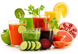 choose a healthy juice