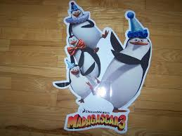 Sell Madagascar Penguins Vinyl Decal Sticker For Ice Cream Truck Water Ice Van 1 Motorcycle In Philadelphia Pennsylvania Us For Us 22 99