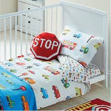 asda transporter toddler bed duvet set