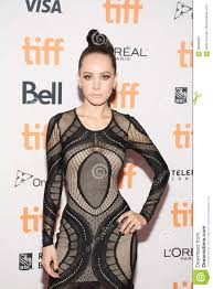 Actress Ksenia Solo `Mother` Premiere At Toronto International ...