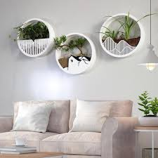 wall hanging succulent plant
