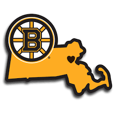 Boston Bruins Home State Vinyl Auto Decal Nhl Massachusetts Shape Fanaticsworldwide