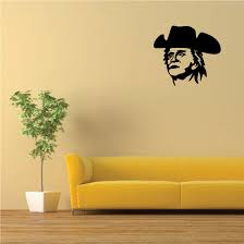 Johnny Cash Decal