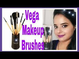 vega makeup brushes vega set of 7
