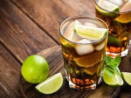 rum and e cuba libre art of drink