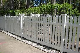 Vinyl Fence Amechi Fence Company