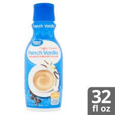 french vanilla coffee creamer 32 fl oz