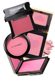 how to apply blush tips for using any