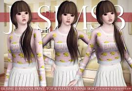 sims 3 updates s fashion