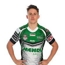 Official Intrust Super Cup profile of Adam Cook for Townsville ...