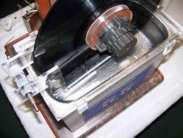 diy ultrasonic record cleaning machine