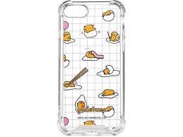 Skinit Gudetama Iphone 7 Lenu Case Gudetama Grid Pattern Design Premium Vinyl Decal Phone Cover Newegg Com
