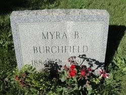 Myra Bell Thomas Burchfield (1884-1956) - Find A Grave Memorial
