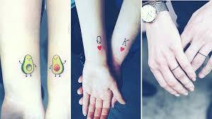Tatuaze Dla Par Najciekawsze I Najlepsze Wzory Male Modne