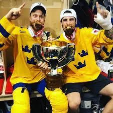 Yessir. Credit: Adam Larsson Instagram | Edmonton oilers hockey ...