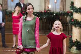 Northpole: Open for Christmas - Publicity still of Bailee Madison & Ava  Telek